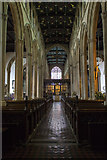 SK7953 : Nave, St Mary Magdalene church, Newark by J.Hannan-Briggs