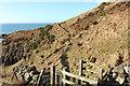 NW9855 : Southern Upland Way near Portavaddie by Billy McCrorie