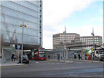 TQ3280 : London Bridge bus station - after redevelopment by Stephen Craven
