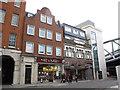 TQ3280 : Pret and Tito's, London Bridge Street by Stephen Craven