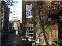 TQ1774 : Church Walk, Richmond upon Thames by Stephen Craven