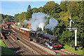NZ8301 : Goathland Station by Wayland Smith