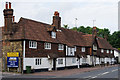 TQ4755 : Old White Hart Cottages by Ian Capper