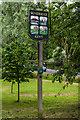 TQ4855 : Sundridge village sign by Ian Capper