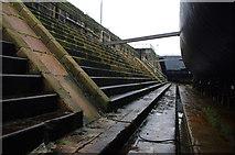TQ7569 : No.3 Dry Dock, Chatham Dockyard by Ian Taylor