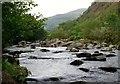 SH5946 : Afon Glaslyn by nick macneill