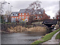 SJ9495 : Peak Forest Canal by Stephen Burton