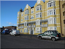 TQ2804 : Apartments on Hove Esplanade by Paul Gillett