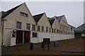 TQ7669 : Mast Houses & Mould Loft, Chatham Dockyard by Ian Taylor