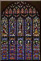 SK9771 : West Window, Lincoln Cathedral by J.Hannan-Briggs