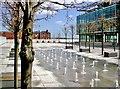 TA0928 : Wellington Street West, Kingston upon Hull by Bernard Sharp