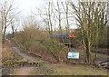 SK5446 : Spingfield Corner Nature Reserve, Moor Bridge, Notts. by David Hallam-Jones