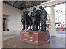 TQ2879 : Bomber Command Memorial, Hyde Park Corner by Oliver Dixon