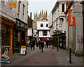 TR1457 : St.Margaret's Street, Canterbury by Peter Trimming