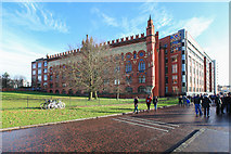 NS6064 : Templeton On The Green - old Carpet Factory by Champots