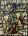 SK7953 : Stained Glass Window, St Mary Magdalene, Newark by J.Hannan-Briggs