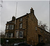 SK2168 : Church House, North Church Street, Bakewell by Peter Barr