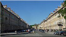 ST7565 : View down Great Pulteney Street, Bath by Stephen Richards