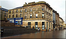 NS4864 : Bank of Scotland, Paisley by Thomas Nugent