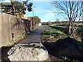 ST2985 : Wales Coast Path, Duffryn, Newport by Jaggery