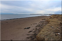 NS3229 : South Sands, Troon by Billy McCrorie