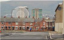 J3272 : Kitchener Drive, Belfast - January 2014 by Albert Bridge