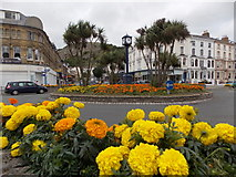 SH7882 : Llandudno: a colourful scene at two o'clock by Chris Downer