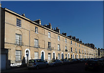 ST7565 : 19-36 Daniel Street, Bath by Stephen Richards