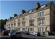 ST7565 : 1-8 Bathwick Street, Bath by Stephen Richards