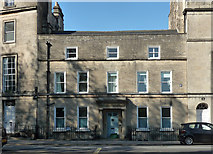ST7565 : Bathwick House, Bathwick Street, Bath by Stephen Richards