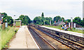 SJ3057 : Caergwrle station 1986 by Ben Brooksbank