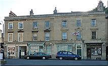 ST7565 : 27-33 Walcot Street, Bath by Stephen Richards