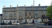 ST7565 : 5-10 Cleveland Place West, Bath by Stephen Richards