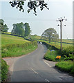 ST7270 : Freezing Hill Lane near Lower Hamswell by Stephen Richards
