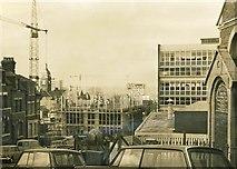 SU1584 : Rolleston Street 1968 by Gordon Hatton