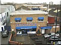 TQ3980 : Peacock Gym, Caxton Street North, Canning Town E16 by Robin Stott