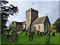 ST4793 : Church of St Thomas Becket, Shirenewton by Ruth Sharville