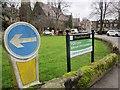 SE3055 : Roundabout, Harrogate by Derek Harper
