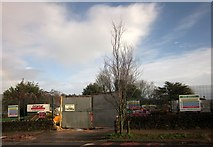 SX9065 : Development site, Torre School by Derek Harper