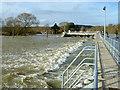 SU7885 : Hambleden Weir by Robin Webster