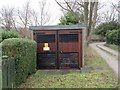 SE0736 : Electricity Substation No 1074 - Greenside Lane by Betty Longbottom