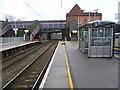 TQ5490 : Harold Wood station by Marathon