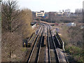 SK5538 : Lenton North Junction by Alan Murray-Rust