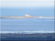 NU1341 : Lindisfarne Castle on Holy Island  by Russel Wills