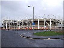 NZ5020 : The Riverside Stadium  by JThomas