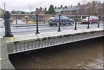 NT2540 : The Tree Bridge, Peebles by Jim Barton