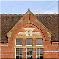 SK5330 : Gotham Board Schools, Kegworth Road by Alan Murray-Rust