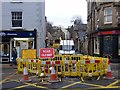 NY9363 : Gas pipeline maintenance in Eastgate by Oliver Dixon