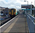 SO0002 : Barry Island train at Aberdare station by Jaggery