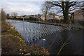 SD4863 : Lancaster Canal closure by Ian Taylor